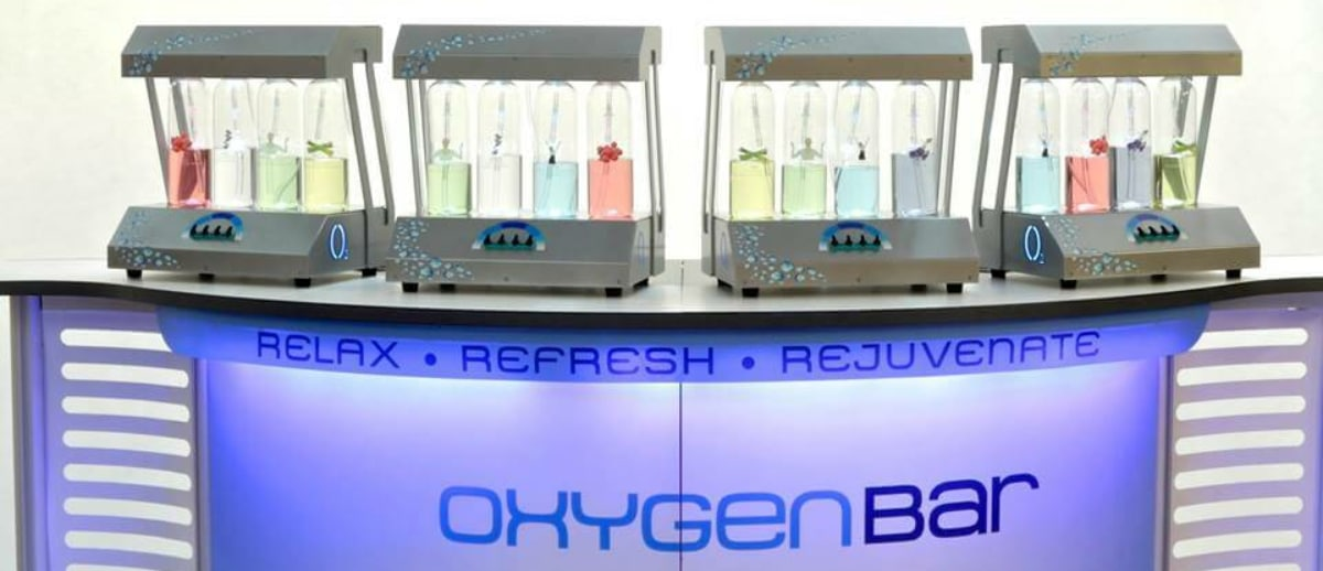 oxygen bar in Columbia Irmo SC